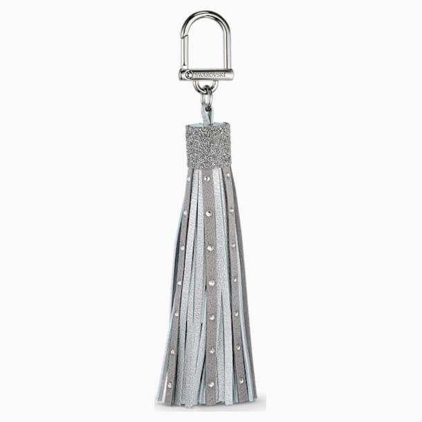 Swarovski USB Cable Charger with Bag Charm, Silver tone - Swarovski, 5562255