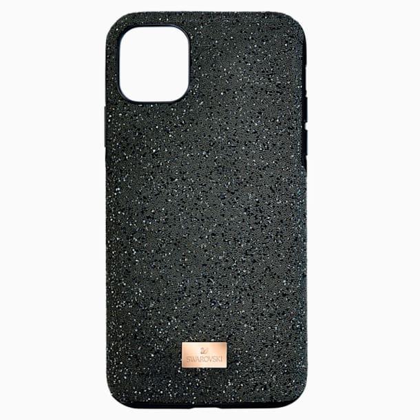 High Smartphone case, iPhone® 12/12 Pro, Black - Swarovski, 5565185