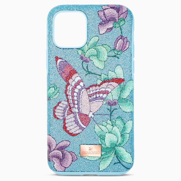 Togetherness Smartphone case with bumper, iPhone® 11 Pro, Multicolored - Swarovski, 5565200