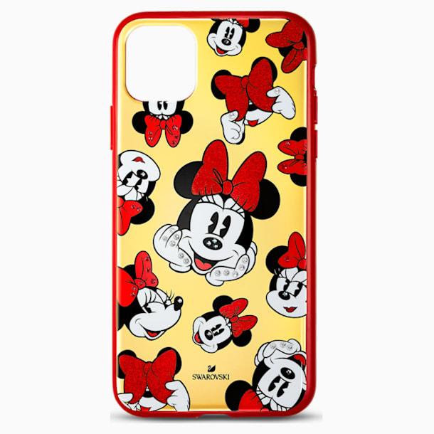 Minnie Smartphone Case with Bumper, iPhone® 11 Pro Max, Multicolored - Swarovski, 5565209