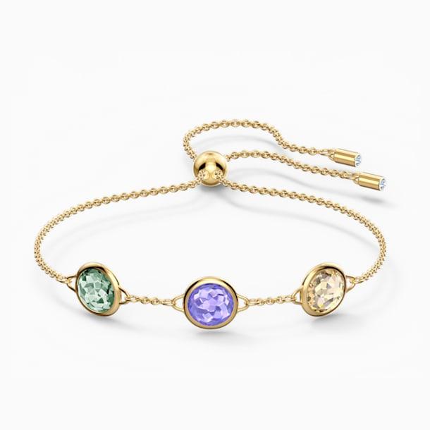 Bracelet Tahlia, métal doré - Swarovski, 5565550