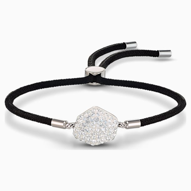 Bracelet Swarovski Power Collection Air Element, noir, acier inoxydable - Swarovski, 5568271