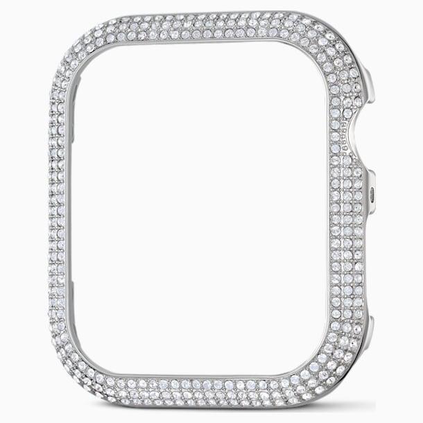 44mm Sparkling Apple Watch ®용 케이스, 실버 톤 - Swarovski, 5572426
