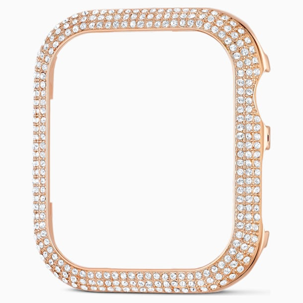 Funda compatible con Apple Watch ® 40 mm Sparkling, tono oro rosa - Swarovski, 5572574