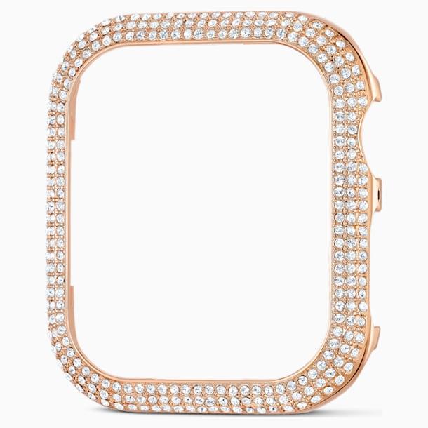 Az Apple Watch® órával kompatibilis 40 mm-es Sparkling tok, rozéarany árnyalat - Swarovski, 5572574