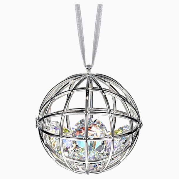 Icons of Entertainment Hanging Ornament, Silver tone - Swarovski, 5572956