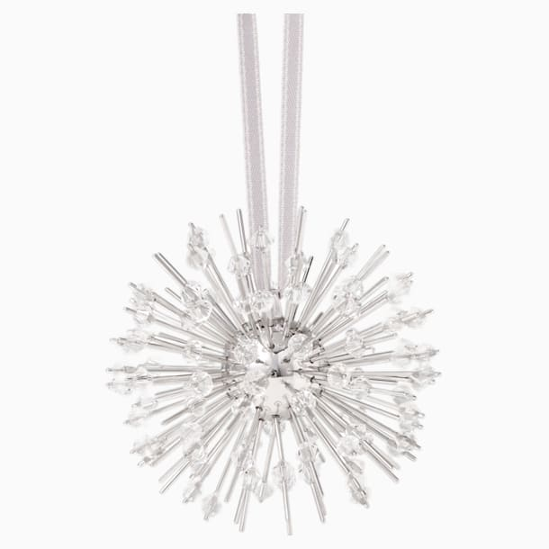 Icons of Light Hanging Ornament, Silver tone - Swarovski, 5572961