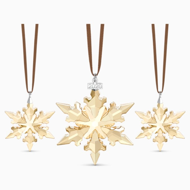 Festive Ornament Set 2020 - Swarovski, 5591360