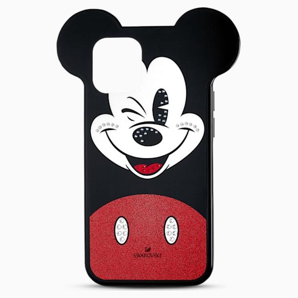 Custodia per smartphone Mickey, iPhone® 12 mini, multicolore - Swarovski, 5592047