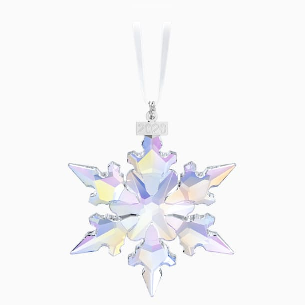 Annual Edition Ornament 2020, Crystal AB - Swarovski, 5612675
