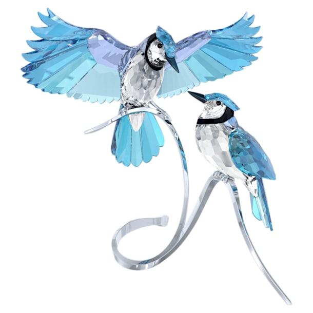 Modrosójki błękitne - Swarovski, 1176149