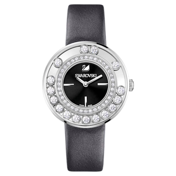 Lovely Crystals Anthracite Watch - Swarovski, 5024454