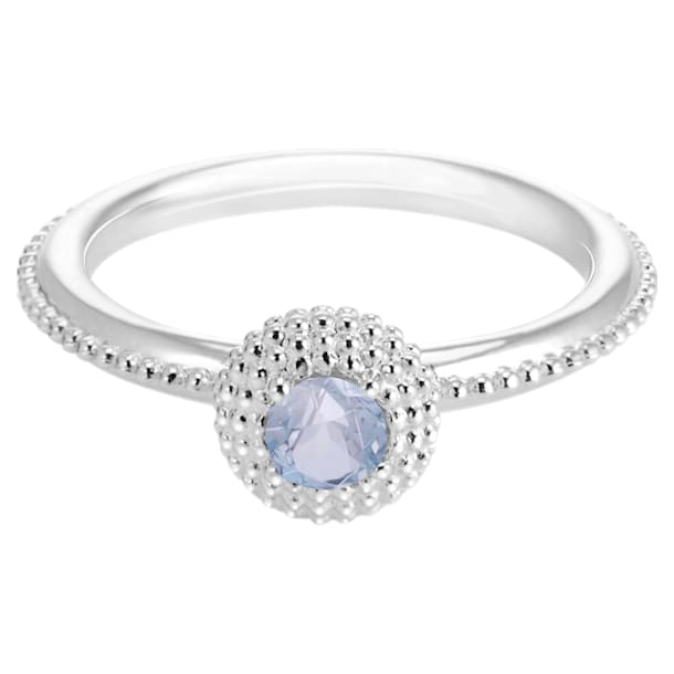 Soirée Birthstone Ring March - Swarovski, 5248721