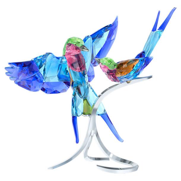 紫胸三寶鳥 - Swarovski, 5258370