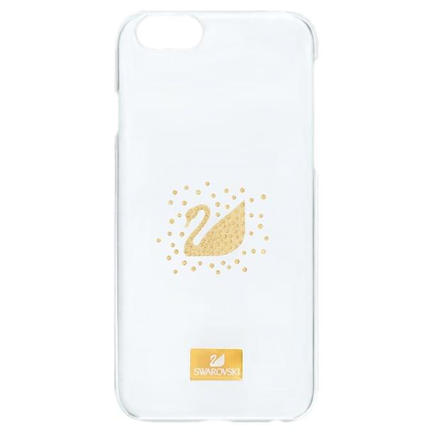 Swan Golden Smartphone Case with Bumper, iPhone® 7 - Swarovski, 5268118