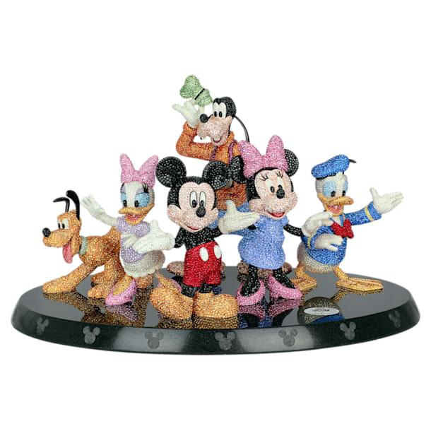Micky und Freunde, Limitierte Ausgabe - Swarovski, 5301568