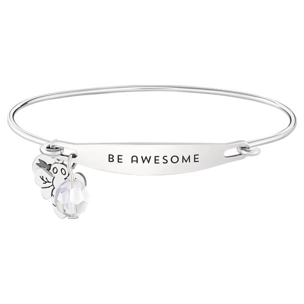 Be Awesome ID Bangle - Swarovski, 5301781