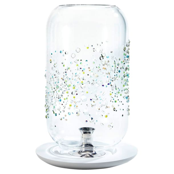 Lux Orbit Lantern, Small, White - Swarovski, 5353073