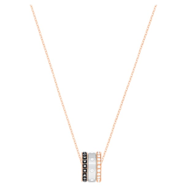 Pendente Hint, multicolore, Mix di placcature - Swarovski, 5353666