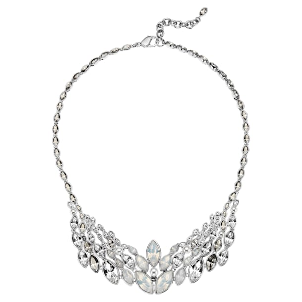 Atelier Swarovski Thalia Bridal Collection 네크리스, 팔라듐 플래팅 - Swarovski, 5377174