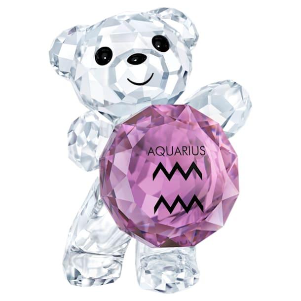 Urso Kris - Aquário - Swarovski, 5396292