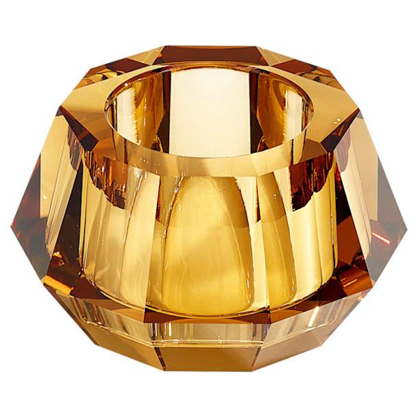 Chandelier Lumen Round, ton doré - Swarovski, 5398497