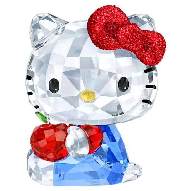 Hello Kitty Roter Apfel - Swarovski, 5400144