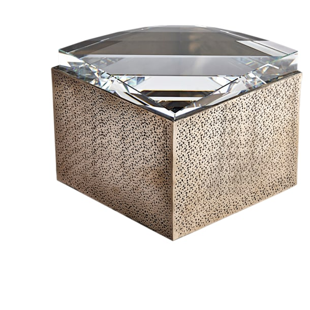 Lustra Box, Large, Bronze tone - Swarovski, 5400968