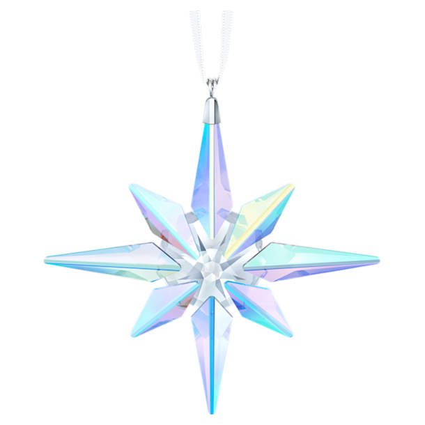 Star Ornament, Crystal AB - Swarovski, 5403200