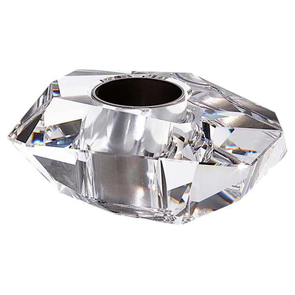 Lustra Kerzenhalter, klein, weiss - Swarovski, 5404313