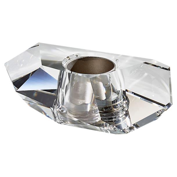 Lustra Candleholder, Medium, White - Swarovski, 5404316