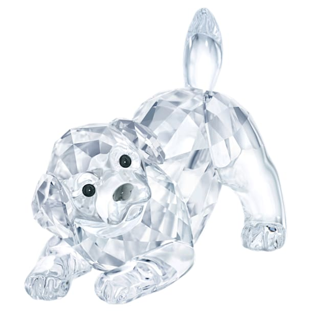 Лабрадор-щенок, играющий - Swarovski, 5408608
