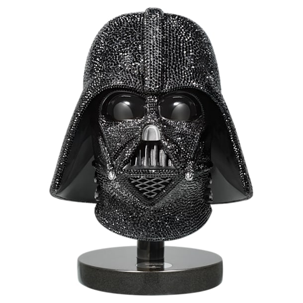 Star Wars – Casco de Darth Vader, Edición Limitada - Swarovski, 5420694
