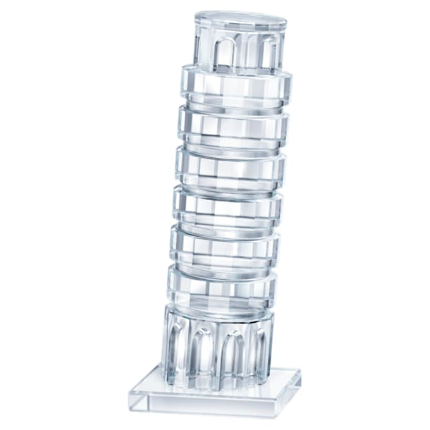Tower of Pisa, Wit - Swarovski, 5428010