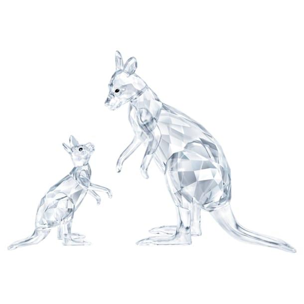 Кенгуру-мама с малышом - Swarovski, 5428563