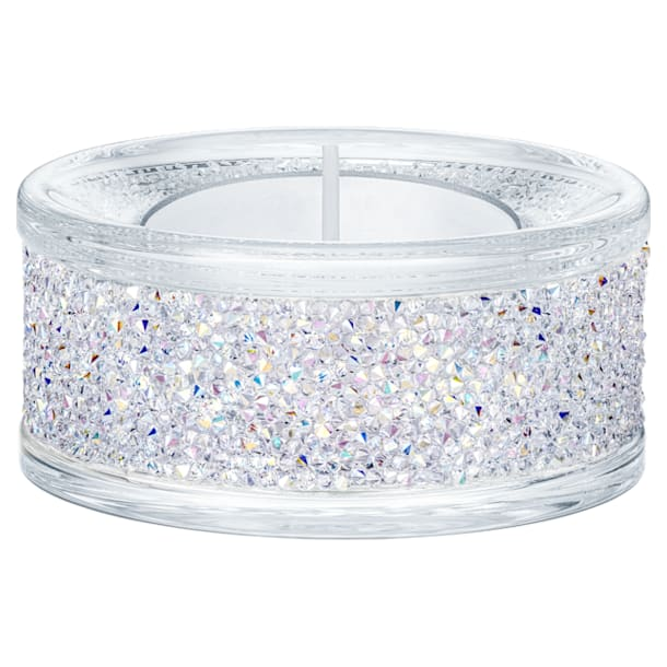 Shimmer Tea Light Holders, Crystal AB - Swarovski, 5428722