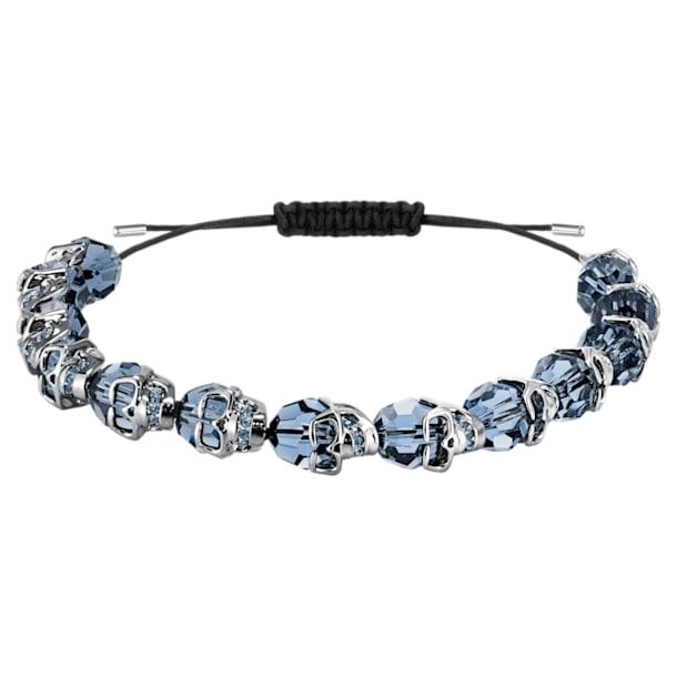 Pulseira Taddeo, azul, banhada a ruténio - Swarovski, 5429880
