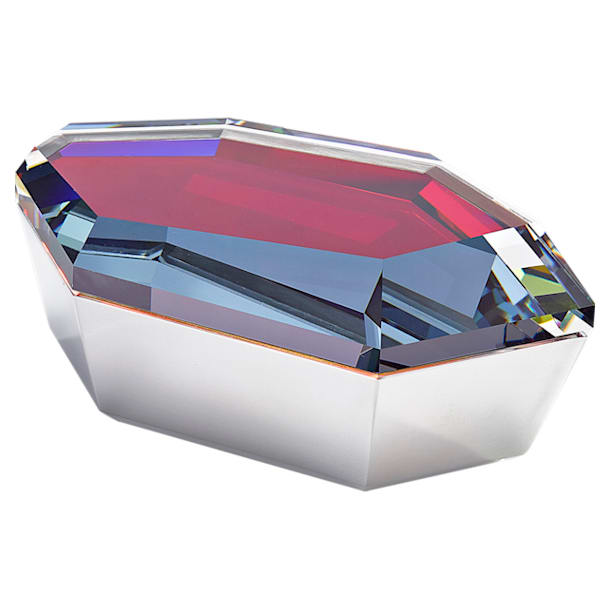 Rock Box, Large, Silver tone - Swarovski, 5445375