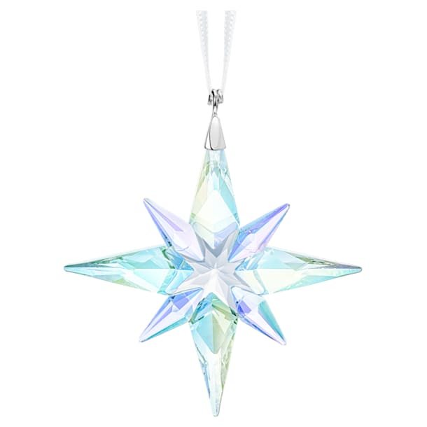 Estrela Decorativa, Cristal AB, pequena - Swarovski, 5464868