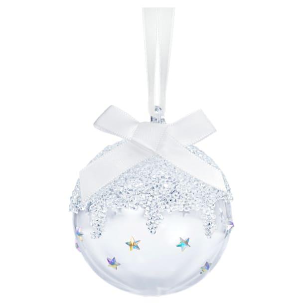 Рождественское украшение «Шар», маленький - Swarovski, 5464884
