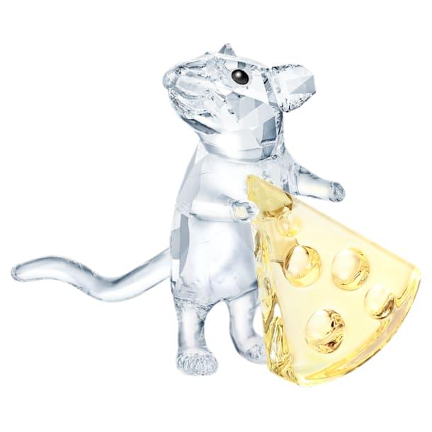 Myš se sýrem - Swarovski, 5464939