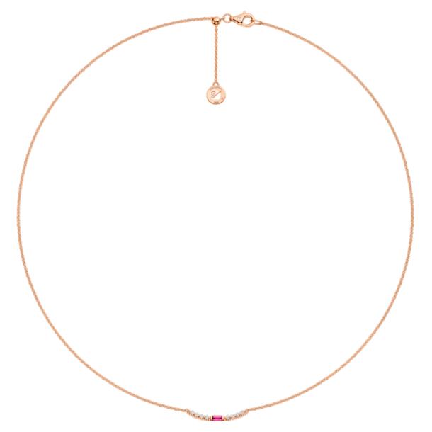 Distinct 红宝石项链 - Swarovski, 5468495