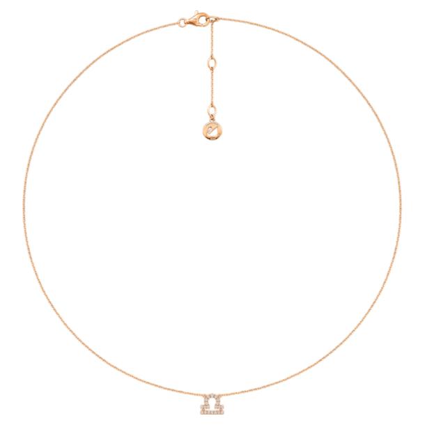 Zodiac 项链, 天平座 - Swarovski, 5468502