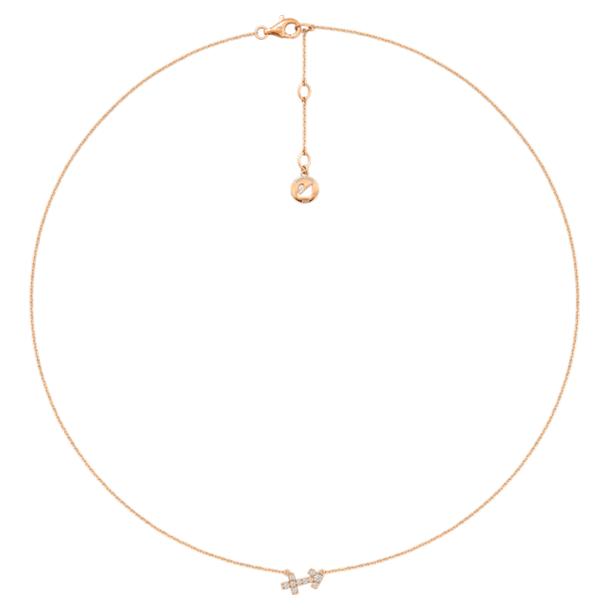 Zodiac 项链, 射手座 - Swarovski, 5468515
