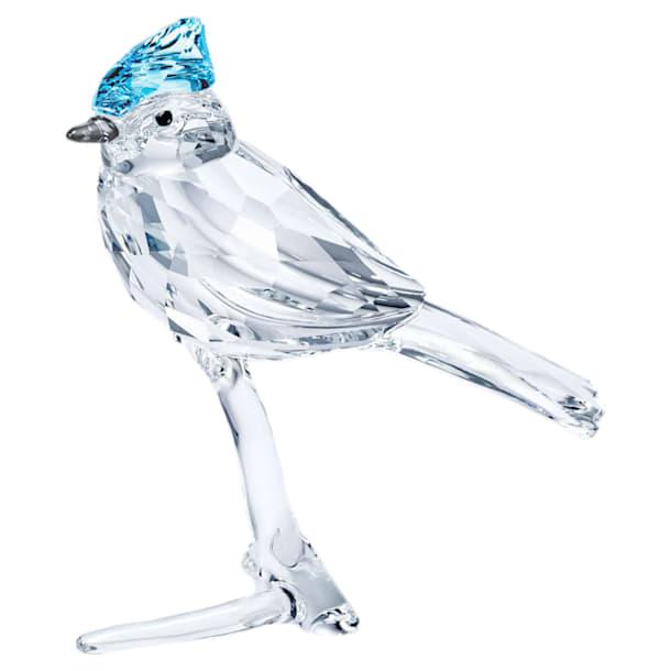Modrosójka błękitna - Swarovski, 5470647