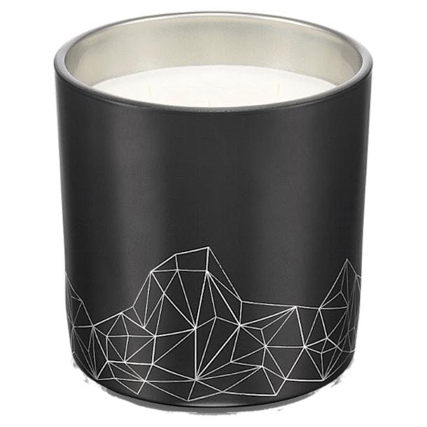 Vela, sándalo y cedro, grande, negro - Swarovski, 5471055