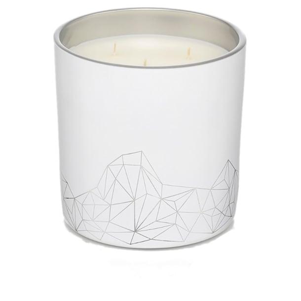 Candle, Frankincense & Mandarin Large Candle, Large, White - Swarovski, 5471057