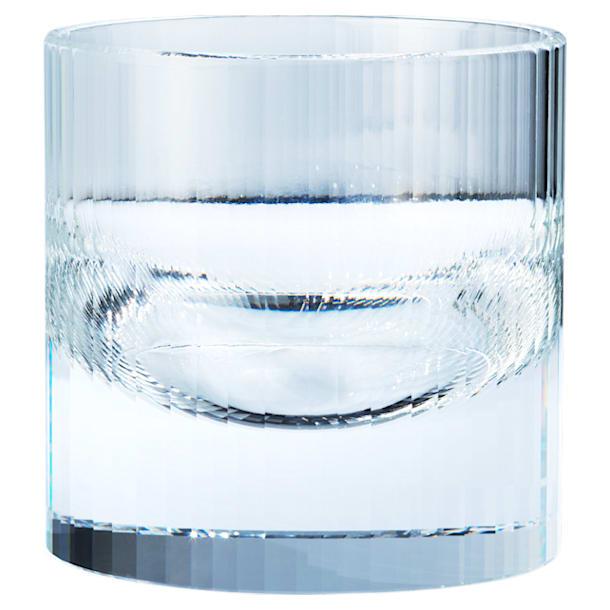 Vessels Wide Vase, White - Swarovski, 5482461