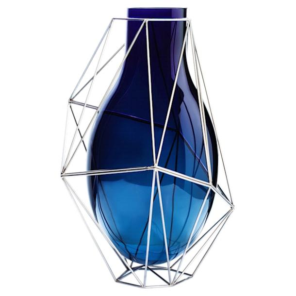 Florero Framework, azul - Swarovski, 5488383