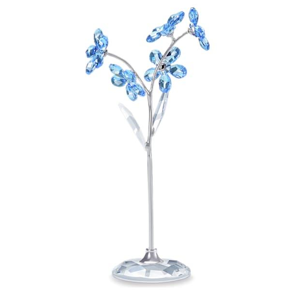 Rêves Fleuris – Myosotis, grand modèle - Swarovski, 5490754